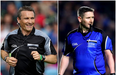 Here are the 18 football and 10 hurling referees for the 2018 championship
