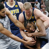 After overtime drama, the NBA playoff bracket is now set