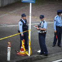 Japanese policeman, 19, arrested for allegedly shooting colleague dead