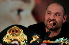 Former World heavyweight champion Tyson Fury confirms comeback fight in June