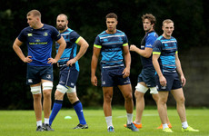 Molony leads drive of Leinster fringe eager for taste of big days ahead