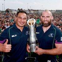 John Muldoon to link up with Pat Lam again as Bristol's defence coach