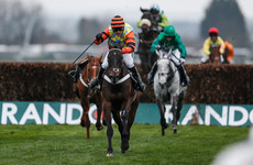 Gold Cup runner-up Might Bite goes one better on opening day of Aintree