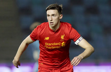 Liverpool defender Conor Masterson was 'even more effective as a Gaelic footballer'