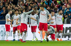 Another night of European drama as Red Bull Salzburg produce stirring comeback