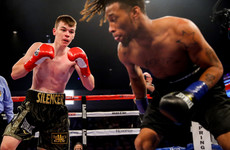 Irish teen Aaron McKenna scores another impressive first-round knockout in California