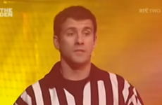 A tribute to Jamie Darling, Quizone's ridey referee