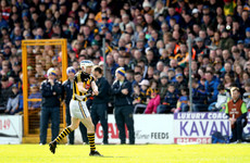 Shefflin as club manager, juggling two jobs with hurling and the eldest figure in the Kilkenny ranks