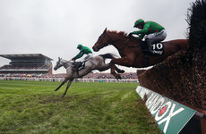 Nicky Henderson has another day to remember at Aintree