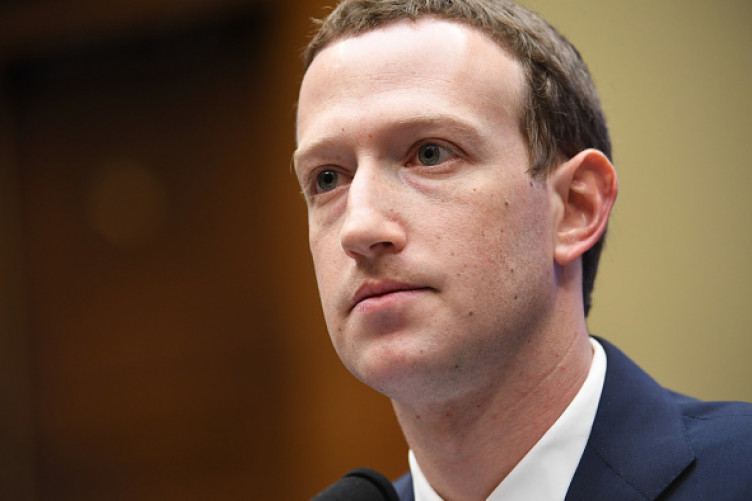 Facebook CEO, Mark Zuckerberg appears for a hearing with the House Energy and Commerce Committee at the Rayburn House Office Building