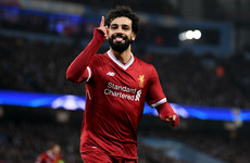 'We can' - Liverpool star Salah backs his side to go the whole way in Europe
