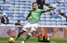 Irish striker Anthony Stokes is in hot water once again - this time in Greece