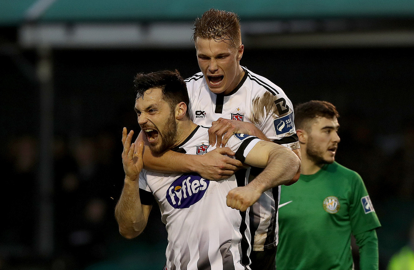 Dundalk on the double as they see off gutsy Bray to ...