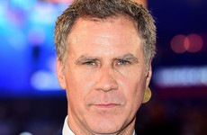 Will Ferrell treated after rollover crash on US freeway