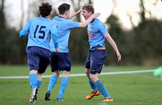 Kelly hat-trick beats Harps and takes Students top of First Division