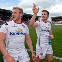 Jackson and Olding to leave Ulster - report