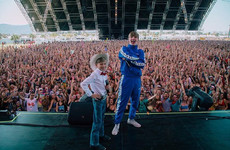 The yodelling kid performed at Coachella this weekend because of course he did