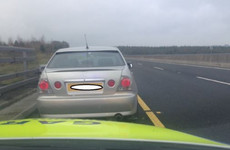 Learner driver (18) arrested in Naas for doing 180km/h