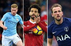 Here are the 6 nominees for Premier League Player of the Year