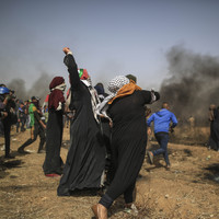 Four Palestinians killed after mysterious blast in Gaza