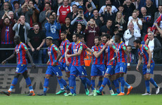 Huge wins for Palace, Huddersfield and all today's Premier League results