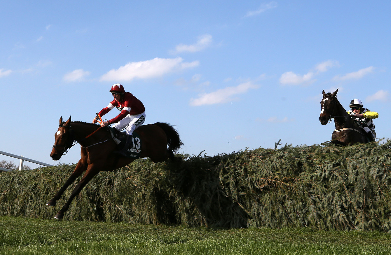Davy Russell steers Tiger Roll to dramatic Grand National