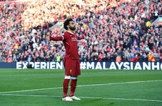 Salah scores 40th goal of the season as Liverpool too good for Bournemouth