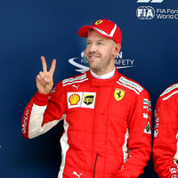 Vettel flies to pole as Hamilton struggles at Chinese Grand Prix