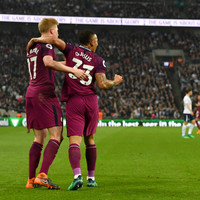 Man City on the brink of Premier League glory after beating Tottenham