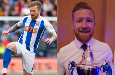 "Former Ireland U21 midfielder ""overwhelmed"" to be named Kilmarnock player of the season"