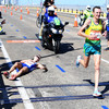 'That should never happen' - Scottish marathon runner's collapse sours final day of Commonwealth Games