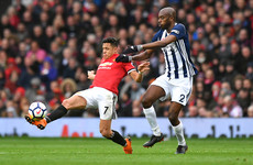 As It Happened: Man United v West Brom, Premier League