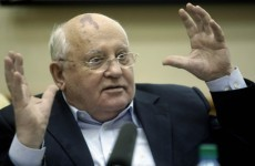 """Gorbachev: Nato victory in Afghanistan """"impossible"""""""