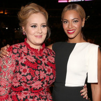 You need to see Adele's hysterical reactions to Beyoncé's Coachella performance