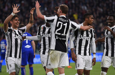 Juve bounce back from Champions League exit as Costa helps open six-point gap