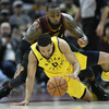 Pacers snap James' playoff streak - 'I'm the last guy to ask about what I'm gonna be like the next couple days'