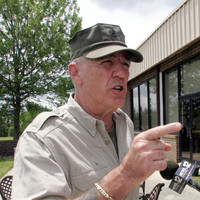 R Lee Ermey, who played the foul-mouthed drill instructor in Full Metal Jacket, has died aged 74