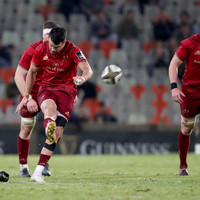 Munster flex their muscles in Bloem', Italians do the job in Dublin and all your Pro14 highlights