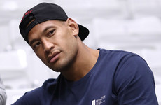 Israel Folau offered to quit but stands by homosexuality comments