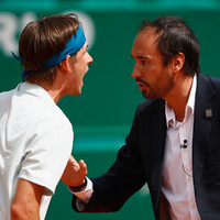 'Oh, I'm sorry I hurt your feelings': American tennis player squares up to umpire
