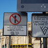 Taxis banned from College Green during weekday mornings
