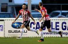 Bohs suffer Dublin Derby hangover as they're downed by Derry