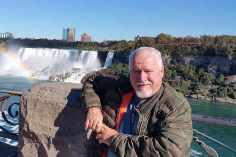 Bruce McArthur, of Toronto, is shown in this image posted to his social media page