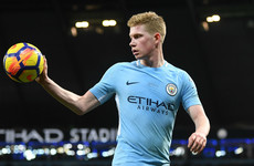 'The journey is better than the end' – De Bruyne delighted with City campaign