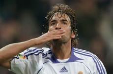 fed3b50d1e1 Real Madrid icon Raul to begin coaching badges alongside Barca great Xavi