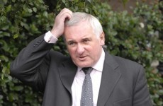 Bertie Ahern describes 'emotional wrench' at leaving Fianna Fáil