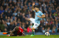 Aguero forced to undergo knee surgery after unpunished Young challenge