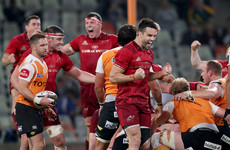 'He's just incredible' - Murray the main man for Munster ahead of France trip