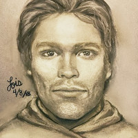 Stormy Daniels unveils sketch of man she says threatened her to stay quiet about Trump