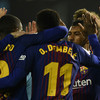 Celta Vigo push them close but 10-man Barca hang on to unbeaten record